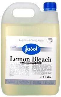 (J) LEMON BLEACH 5LTR (206196)  4%
