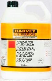 *DISC**PEARL DROPS HAND SOAP 5LT (JHPD5)
