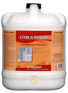 CITRUS POWER W/ROOM CLEANER 20L (HSCP20)