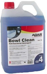 BOWL CLEAN (AGAR) 5 LITRE