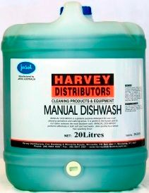 HARVEY MANUAL DISHWASH 20L   2011210