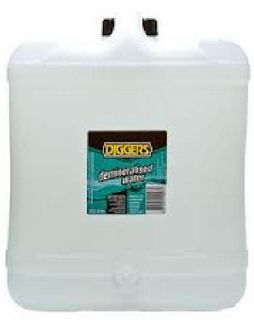 (J) DEMINERALISED WATER 20 LITRE (299337