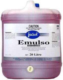 (J) EMULSO 92 HEAVY DUTY CLEANER 20L