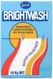 (J) BRIGHTWASH LAUNDRY POWDER 10KG
