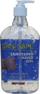 SANISAFE 500ML   ( ISHS500 )