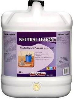 NEUTRAL LEMON 20 LITRE ( HFNL20 )