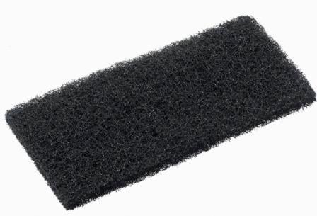 BLACK - EAGER BEAVER PAD (FP-638)