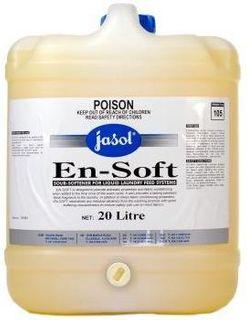 (J) ENSOFT 20 LITRE SOUR/SOFTNER