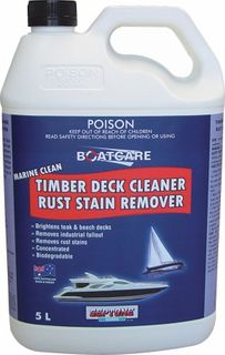 MARINE CLEAN TIMBER DECK CLNR 5 LT (MCTD