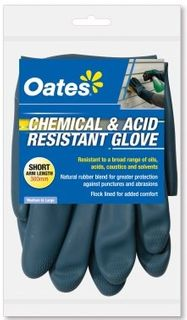 CHEMICAL & ACID RESISTANT GLOVE SHORT