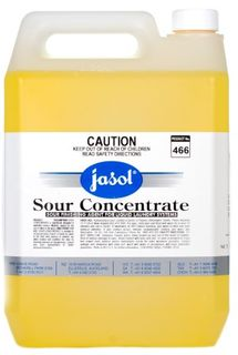 (J) SOUR CONCENTRATE FITMENT 5 LITRE