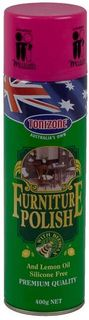 TONIZONE FURNITURE POLISH 400GM