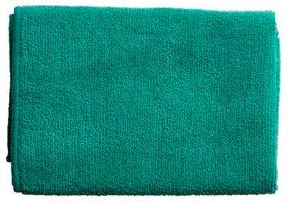 D/CLEAN THICK M/FIBRE CLOTH GREEN MF031G