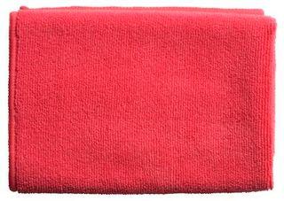 D/CLEAN THICK M/FIBRE CLOTH RED MF031R
