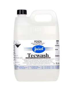 (J) TECWASH LIQUID AUTO D/WASH DET 5 L