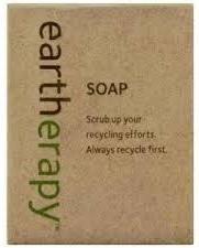 EARTHERAPY 40GM BOX SOAP CTN300 *DISC*