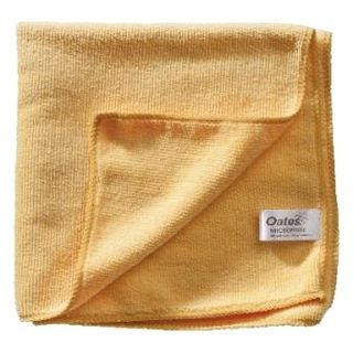 SPEC M/FIBRE CLOTH 40X40CM YELLOW EACH