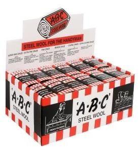 ABC STEEL WOOL GRADE 1 *DISC*