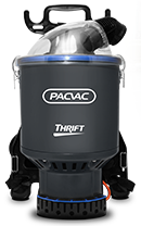 PACVAC THRIFT BACK PACK VACUUM