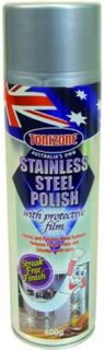 TONIZONE STAINLESS STEEL CLEANER 400GM