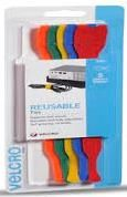 VELCRO CABLE TIES REUSABLE PACKET 5