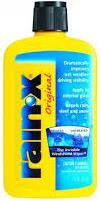 RAIN-X GLASS WATER REPELLENT 207ML