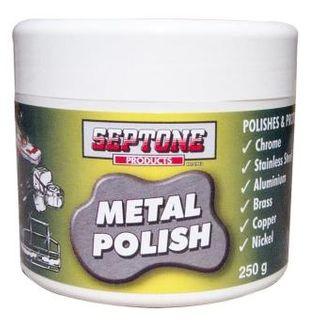 METAL POLISH 250GM (APMP250)