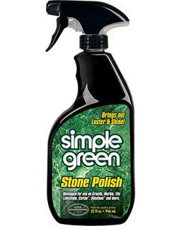 SIMPLE GREEN STONE POLISH 946ML