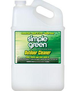 SIMPLE GREEN OUTDOOR CLEANER 5L *DISC*