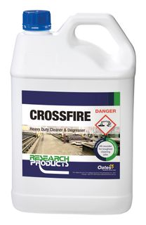 CROSSFIRE 5 LITRE -RESEARCH