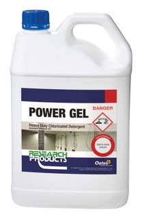 POWERGEL (CHLORINATED DET) 5L -RESEARCH
