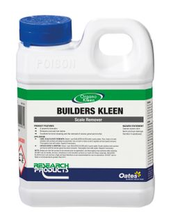 BUILDERS KLEEN 1 LITRE - RESEARCH