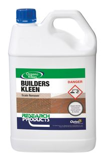 BUILDERS KLEEN 5 LITRE -RESEARCH