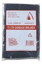 GARBAGE BAGS 73L PKT 50