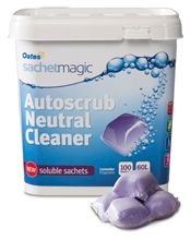 AUTOSCRUB NEUTRAL FLOOR PK100 SACHET