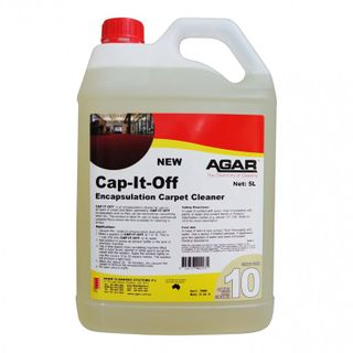 CAP IT OFF CARPET ENCAPSULATION CLNR 5L