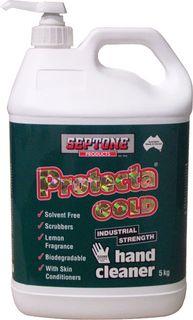 PROTECTA GOLD PUMP PK 5L (IHGO5) H/CLEAN