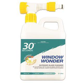 30 SECONDS WINDOW WONDER 2 LTR HOSE END