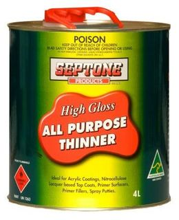 ALL PURPOSE THINNER 4 LTR (ASAP4)