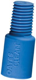 ADAPTOR BLUE THREADED B12147B