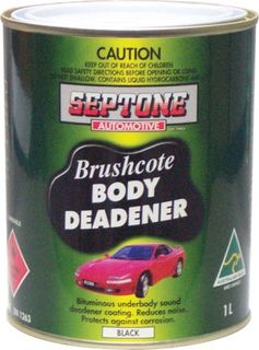 BODY DEADENER 1 LTR AUBD1