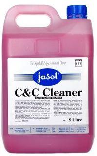(J) C & C CLEANER 5L (203024)