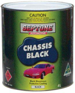 CHASSIS BLACK 4 LITRE (AUCB4)