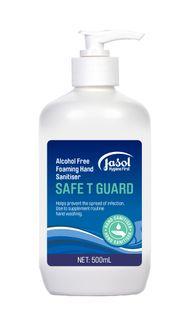 SAFE T GUARD 12x500ml NON ALCOHOL SANI