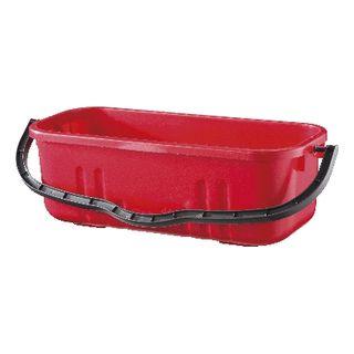D/CLEAN FLAT MOP BUCKT RED 18L IW058R