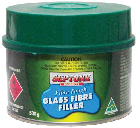 GLASS FIBRE FILLER 500 GM (ABGF500)