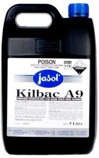 (J) KILBAC A 9   5 LITRE  (202031)*DISC