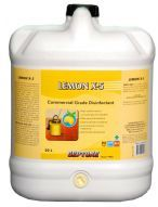LEMON X-5 DISINFECTANT 20L