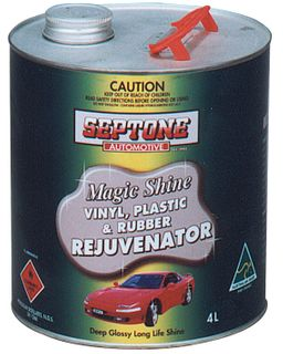 MAGIC SHINE 4 LITRE (AVMS4)