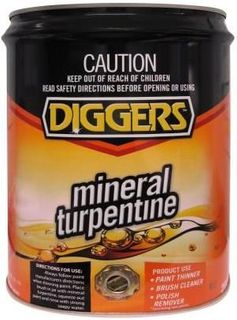 MINERAL TURPS 20 LITRE (TUM20)